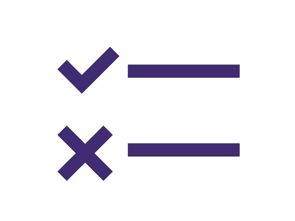 Boolean principle