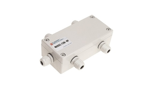 2 channel load cell summing box
