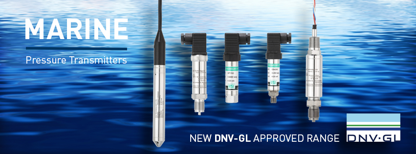 ESI pressure transmitters with DNV GL approvals