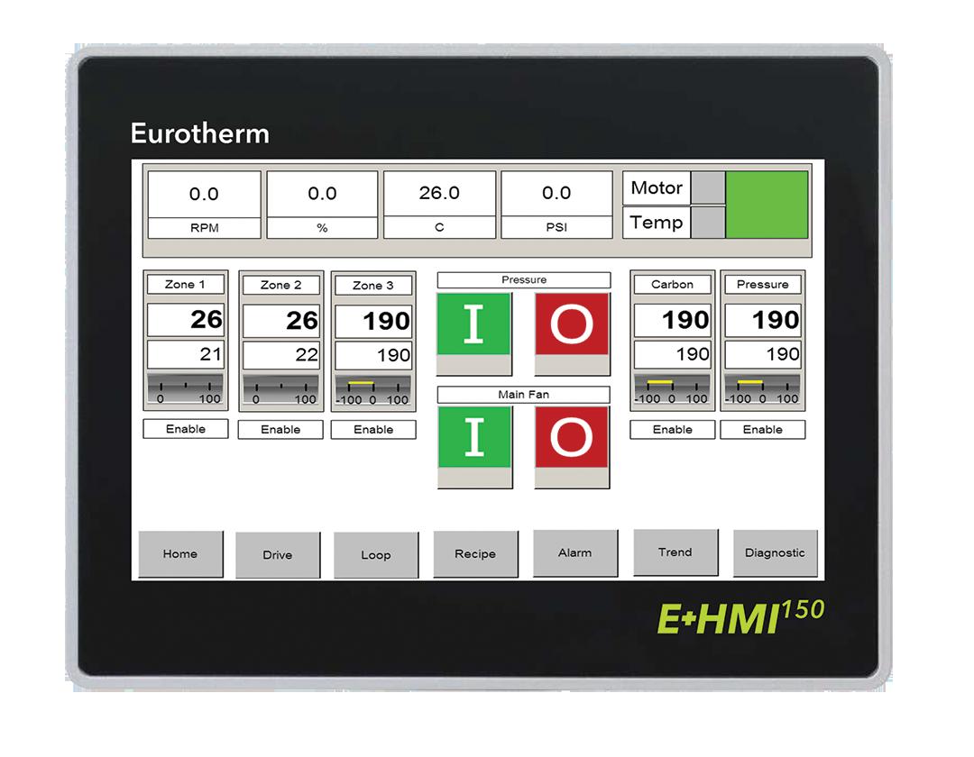 Eurotherm E+HMI150