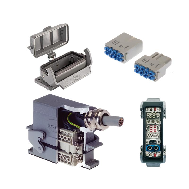 Harting Han Industrial Connectors