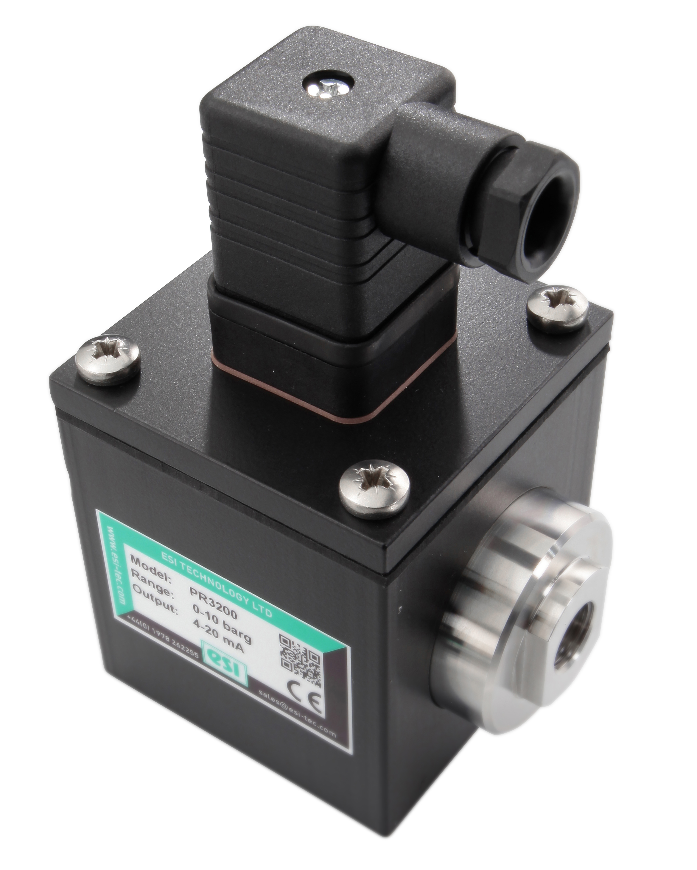 ESI PR3200 Differential Pressure Transducer