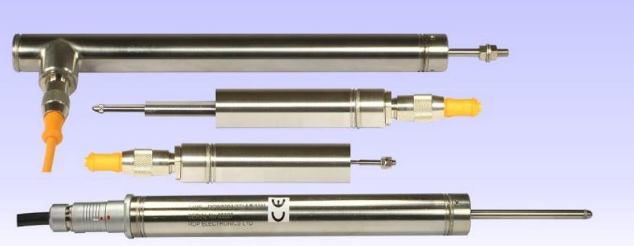 RDP DCW Series Submersible LVDT Transducer