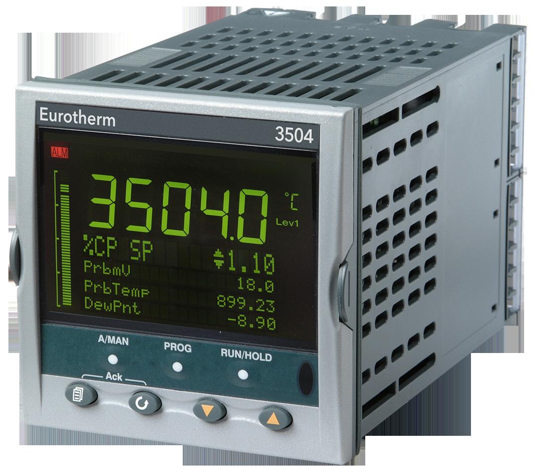 Eurotherm 3504 Process Controller