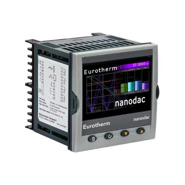 Eurotherm Nanodac-VH-X-X-LRD-XX-TS-SV-XXXX-ENG