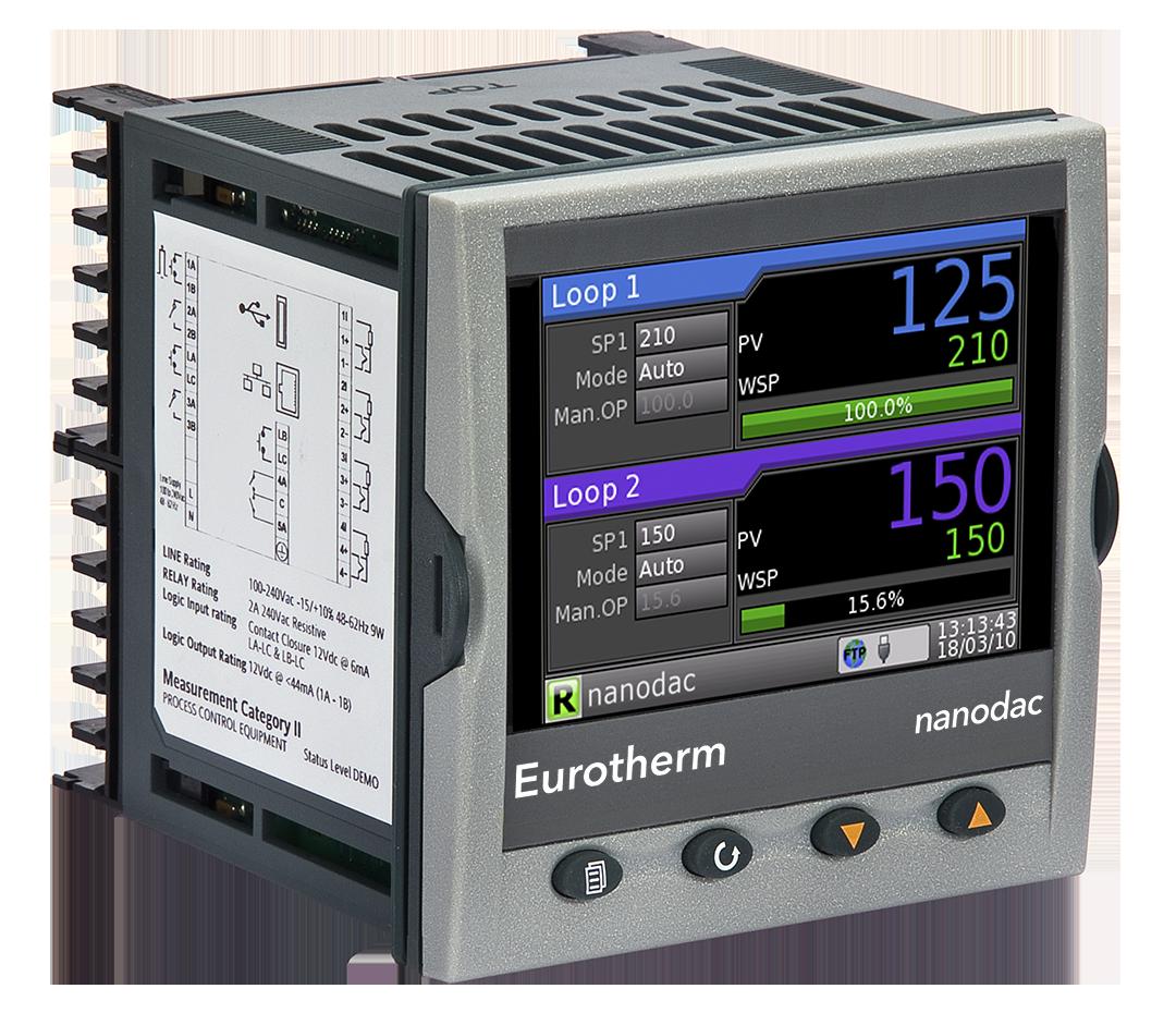 Eurotherm Nanodac VH-C Recorder