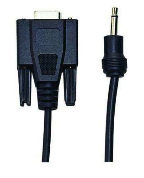 LUTRON UPCB-01 RS232 COMPUTER CABLE