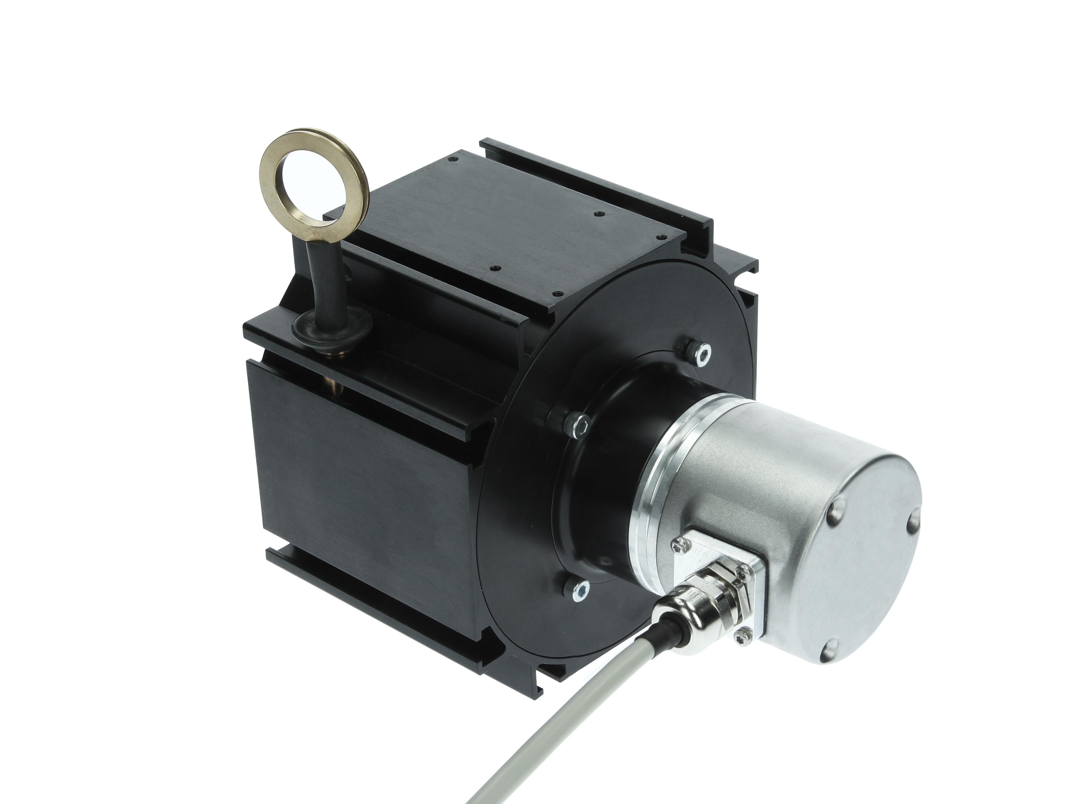 POSITAL LD0-D2C1B-1212-5G90-5RW Draw Wire Encoder