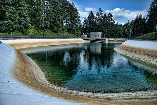 Reservoir level measurement