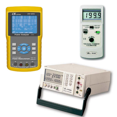 test and calibration instruments