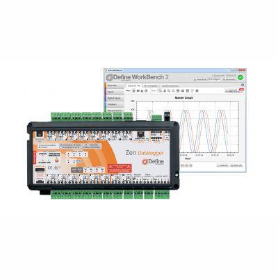 Define Instruments ZEN Data Logger