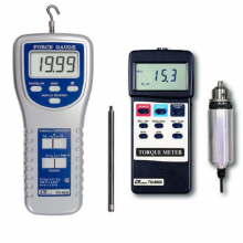 hand held force gauges and torque meters