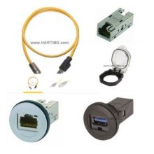 Harting Datacomms Cables and Connectors