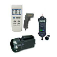 Industrial test and measurement instrumentation
