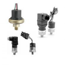 pressure and vacuum switches