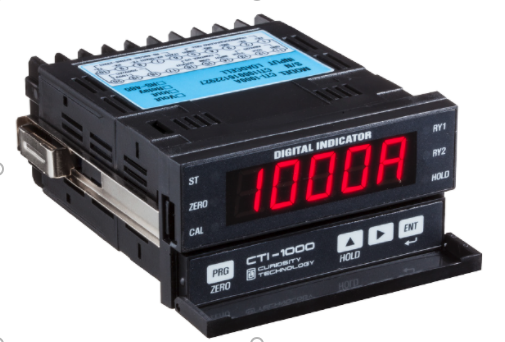 Curiotec CTI-1000A Load Cell Indicator