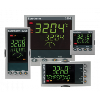 Eurotherm 3200 Series Process and Temperature Controllers