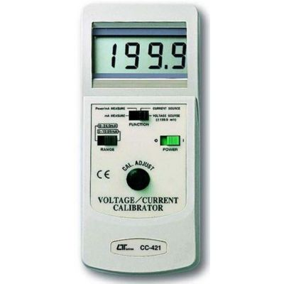 Lutron CC-421 Current & Voltage calibrator