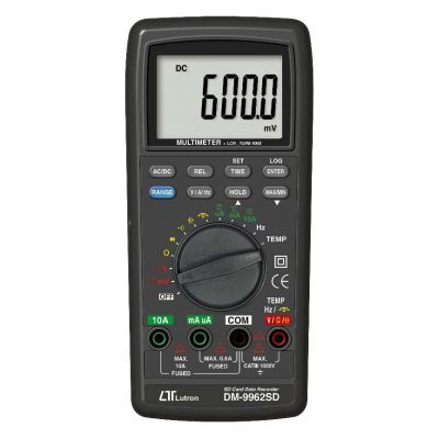 Lutron DM-9962SD Multimeter