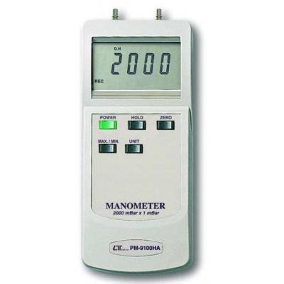 LUTRON PM-9100HA DIGITAL MANOMETER