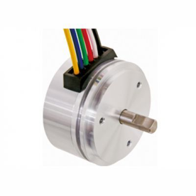 Orange Pot Rotary Position Sensor