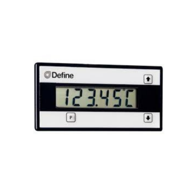 Define Instruments SD-50X LCD Panel Meter