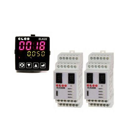 Elco ELK22MS Series Temperature Controllers