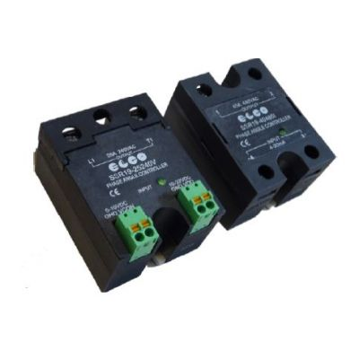 ELCO SSR19 SERIES PHASE ANGLE CONTROL SOLID STATE RELAYS