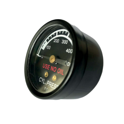 ESI DF6143 Oxygen Clean Pressure Gauge NSN 6685-00-527-6156