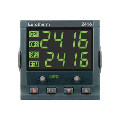 Eurotherm 2416_CC_VH_XX_XX_XX_ENG Process Controller