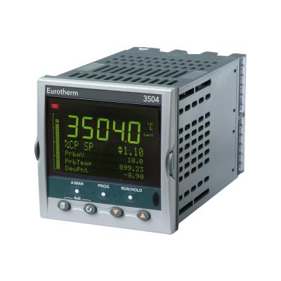Eurotherm 3504_CC_VH_1_XX_1_1_XXX_G_XX_XX_XX_XX_XX_XX_XX_XX_XX_ENG Process Controller