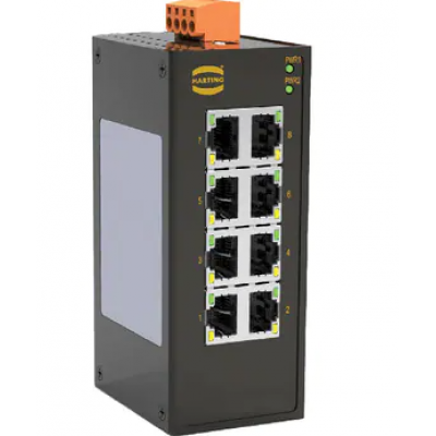 Harting 72301098014 8 Port Ethernet Switch