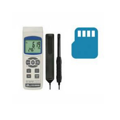LUTRON CO2 METER WITH SD CARD DATA RECORDER