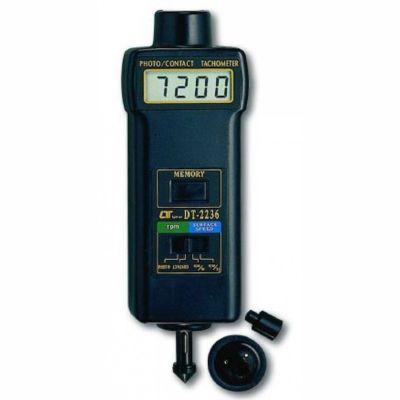 LUTRON DT-2236 Photo Contact Tachometer
