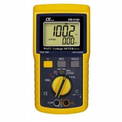 LUTRON DW-6160 WATT Leakage Meter
