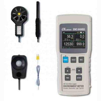 Lutron EMC-9400SD 4 in 1 Environmental Meter