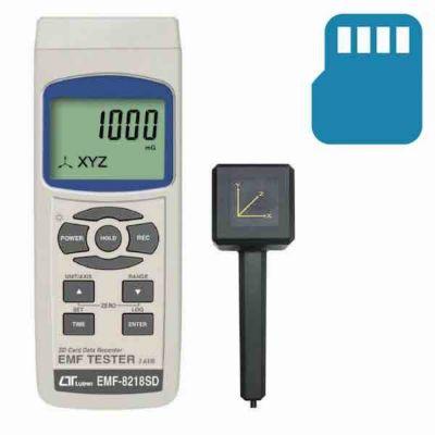 LUTRON EMF-8218SD 3 AXIS EMF TESTER