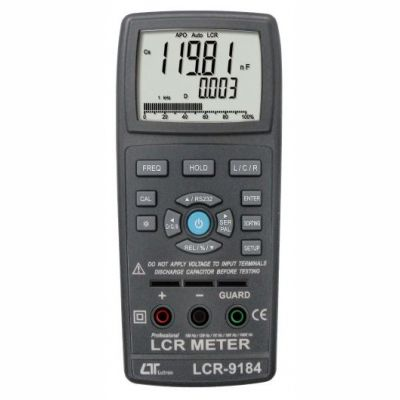 Lutron LCR-9184 LCR Meter