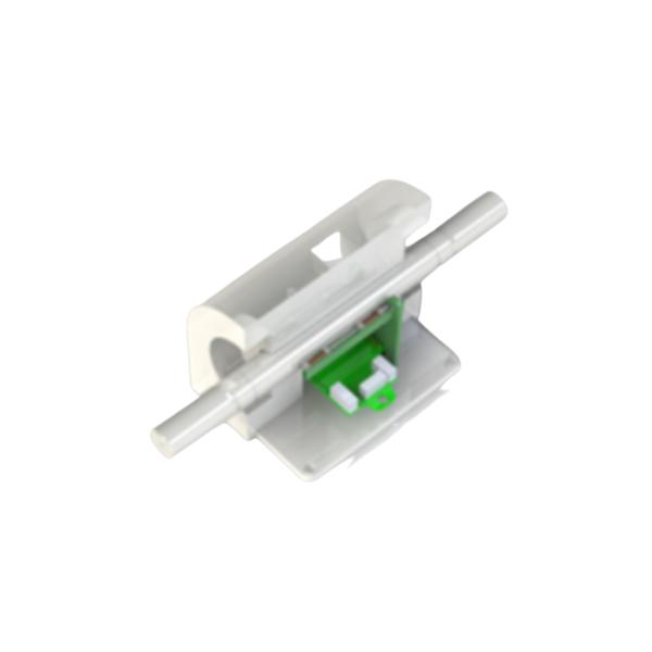 torque transistor strain gauge bonded to a round shaft