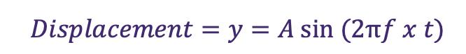 vibration monitoring equation 2